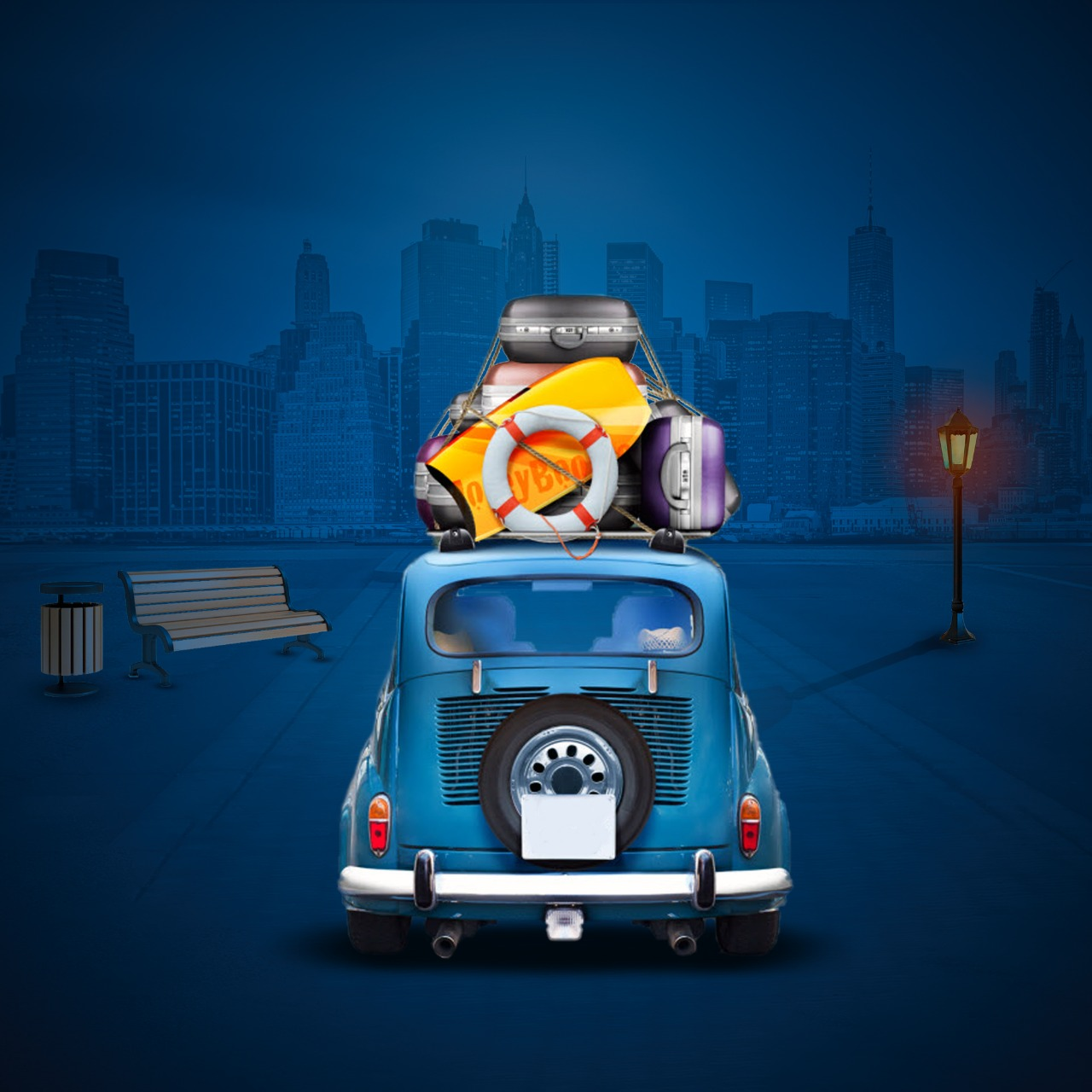 نصائح لسفر آمن بالسيارة فى فصل الصيف وللتأكد من سلامة السيارة